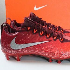Men's Nike Vapor Untouchable Pro, Red Cleats, 10